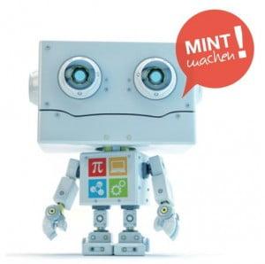 Roboter_MINTmachen!_mit Sprechblase