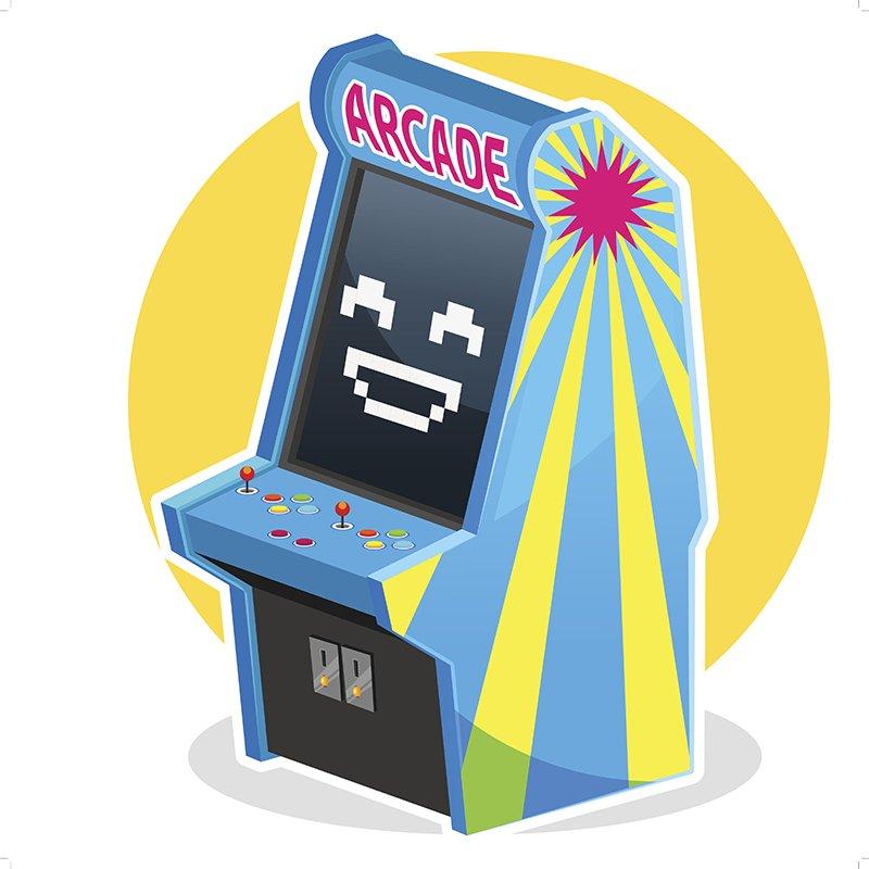 arcadeautomat_476907907_istock_thinkstockphotos