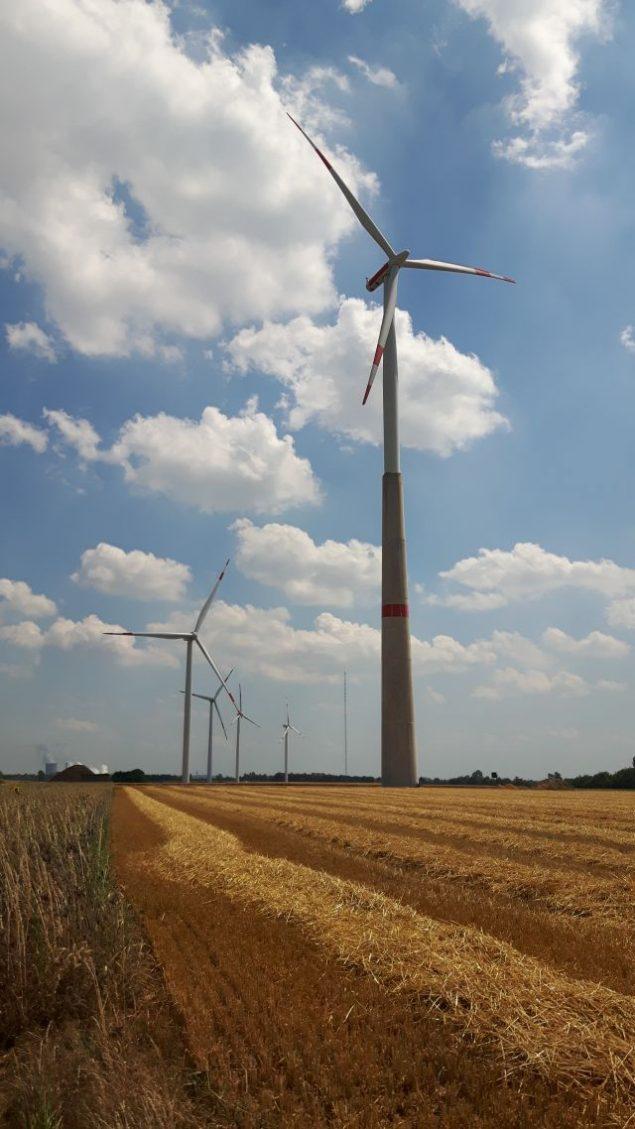 """Windenergie: """"Wissen, wie der Wind weht"""""""