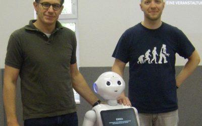 Kollaborative Robotik und Künstliche Intelligenz